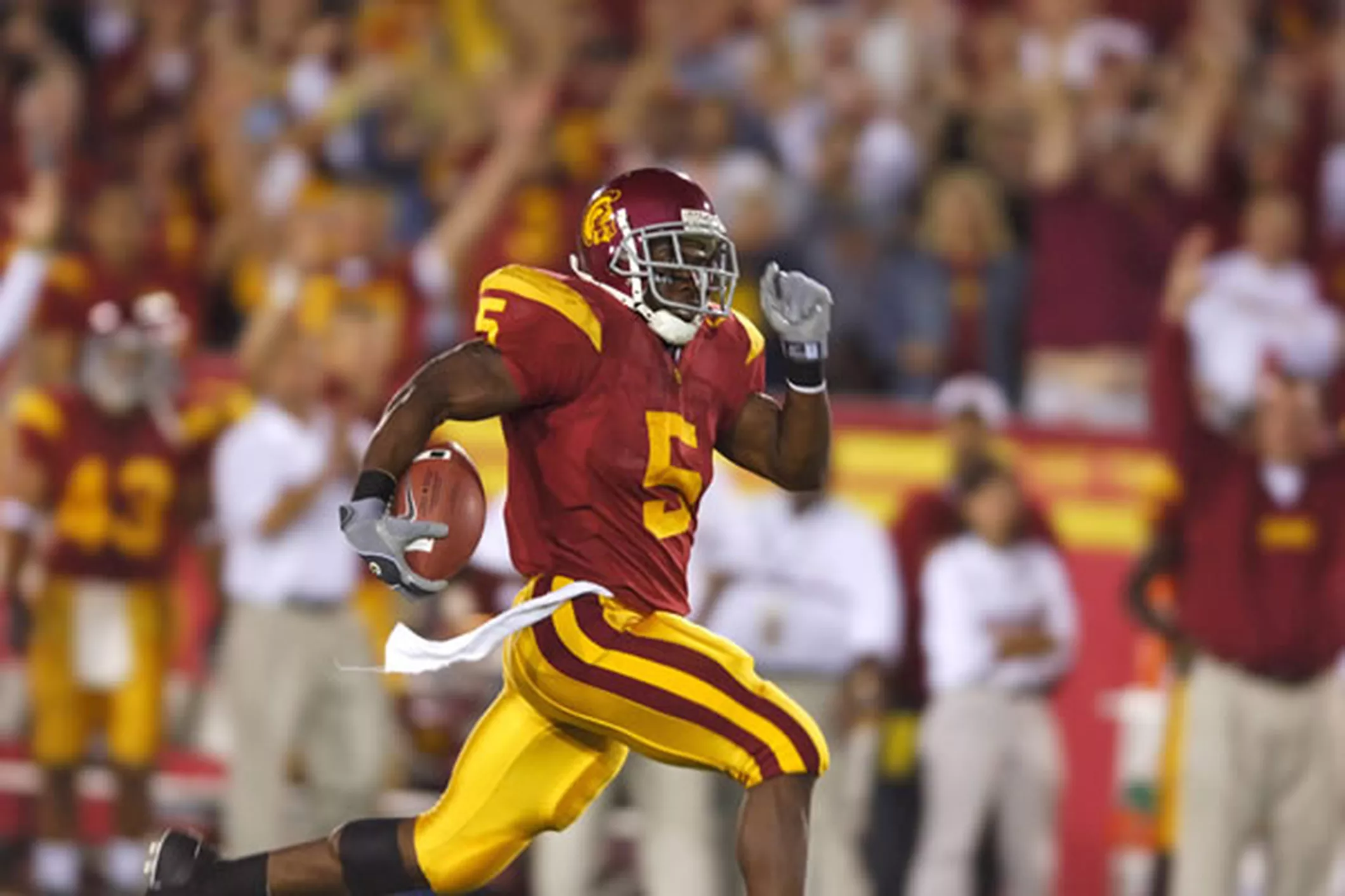 NCAA To Start Paying College Athletes Which Affected Reggie Bush